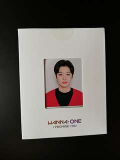 [WTT] Wanna One IPU Official MD  ID Picture