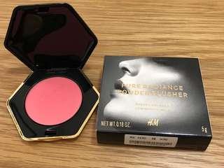 H&M Pure Radiance Powder Blusher - Pink Peach
