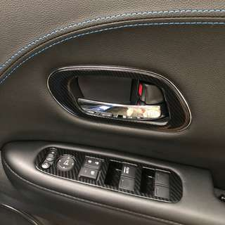 Honda vezel hrv interiors accessories