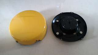 Terios / Rush Spare Wheel Cover and Mounting.