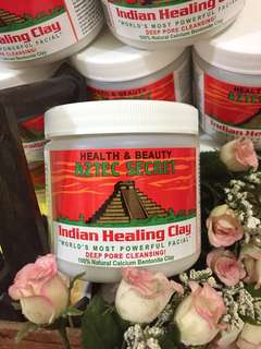AZTEC INDIAN HEALING CLAY MASK 1lb