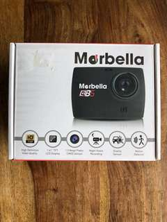 Morbella HD Digital In car recorder