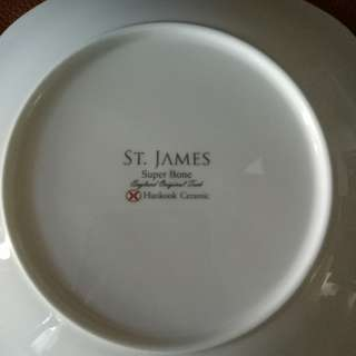 Piring st james
