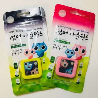 韓國 Nabeeya 防蚊扣