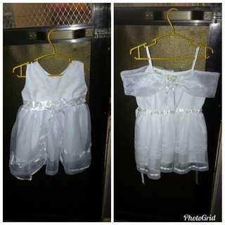 Pang bunyag dresses