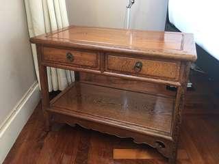 Vintage Bedside Table