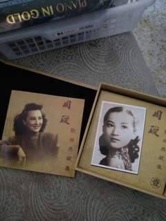 Chinese cd, 周璇歌曲典藏集
