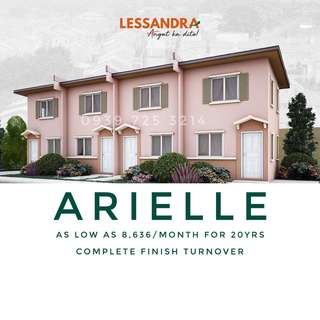 house and lot for sale. Camella homes Arielle model, Laguna