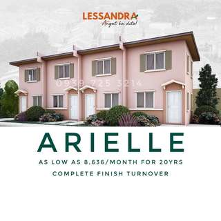 House and lot for sale. Camella Homes Arielle model, Cavite