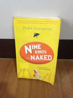 Tony Vigorito - Nine Kinds of Naked