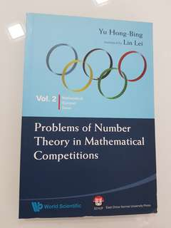 Problems of Number Theory in Mathematical Competitions