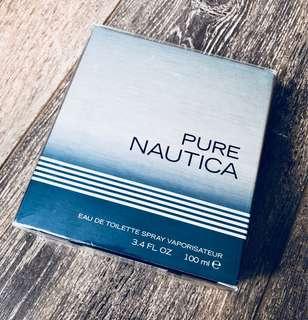 Pure Nautica Men's Cologne