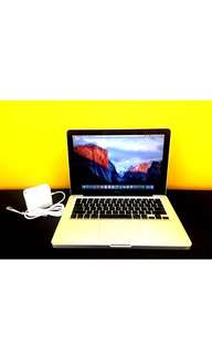 Laptop Macbook Pro 13inch SSD 1TB RAM 6GB