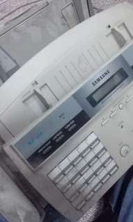 Printer/Faxes/TimeSlot Machines for spare parts