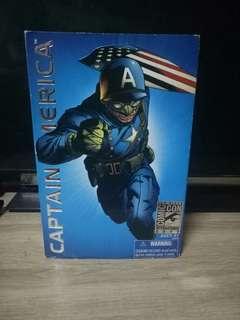 MArvel universe sdcc captain america