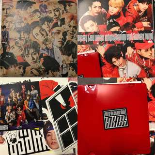 [WTS] NCT 127 LIMITLESS ALBUM (Ver. B)