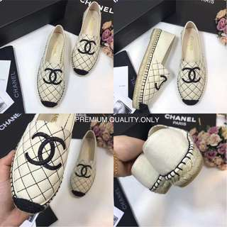 Chanel Shoes flat espadrilles