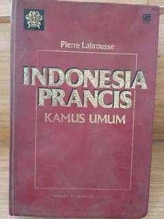 Kamus umum Indonesia Prancis