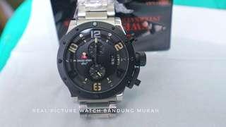 Jam tangan swiss army pria original