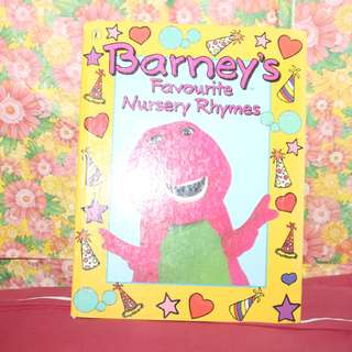 Barney's Favorite Nursery Rhymes