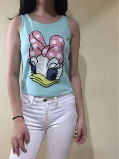 daisy duck tosca top