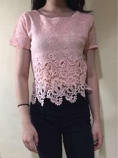 awardrobe flower top