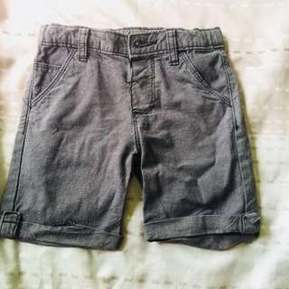 Crib couture shorts 24mos