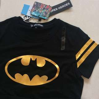 authentic dc comics superheros shirt