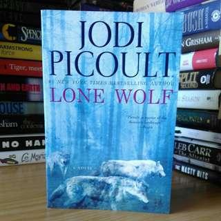 lone Wolf - jodi picoult (large print)