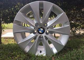 17in PCD 5-120 Original BMW 5 Series E60 Rims On Sale