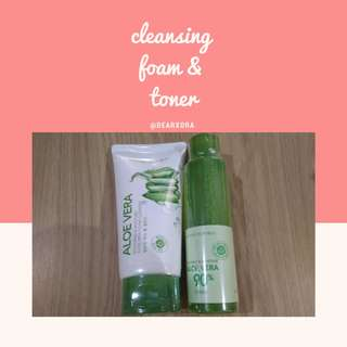 Paket deep cleansing pore by nature republic
