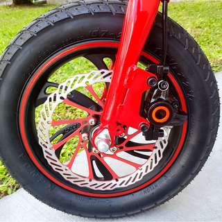 DYU Upgrade to Magura Shimano Brake by Bikemaster