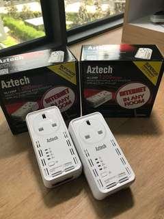 Aztech Homeplug / Wifi Extender