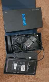 Samsung Note 8 (6bln pake)