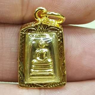 Miniature Phra Somdej BE2555 Wat Rakang by LP Toh