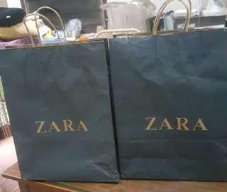 Paper bag  ~ ZARA original