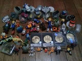 Assorted Japan Toys