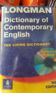 Dictionary without CD