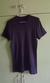 Uniqlo  round neck shirt
