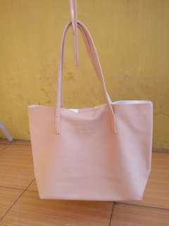 MERCHE Pink Pastel Bag
