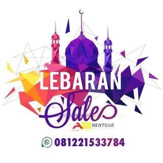 Rental Mobil Lebaran Idul Fitri Di Bandung