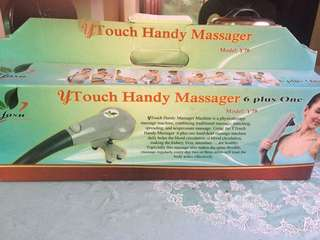 SALE‼️6in1 Massager LESS 500 plus FREE SF