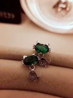 🚚 正生純銀飾-耳環  💰250