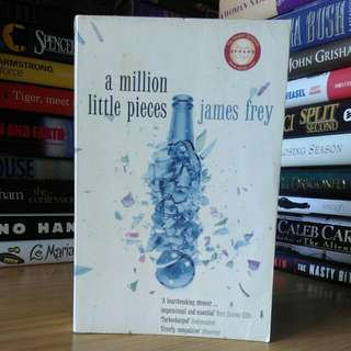 s million little pieces - james frey