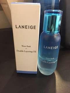 Laneige Water Bank Essence Dbl Layering Oil