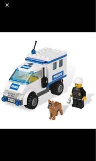 LEGO Police Set 7285