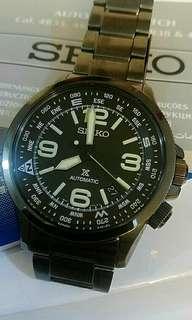 SEIKO PROSPEX自動機械4R35機芯手錶