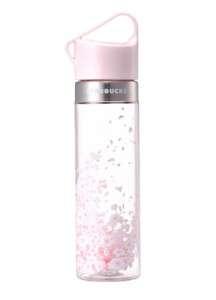 Starbucks Korea 2018 Sakura cherry blossom spring water bottle instock