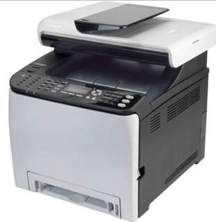 Printer (Color) Copy, Print, Scan and Fax
