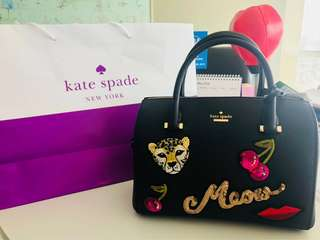 Authentic kate Spade bag limited edition